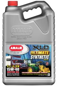 Amalie XLO Ultimate Synthetic15W-40 .